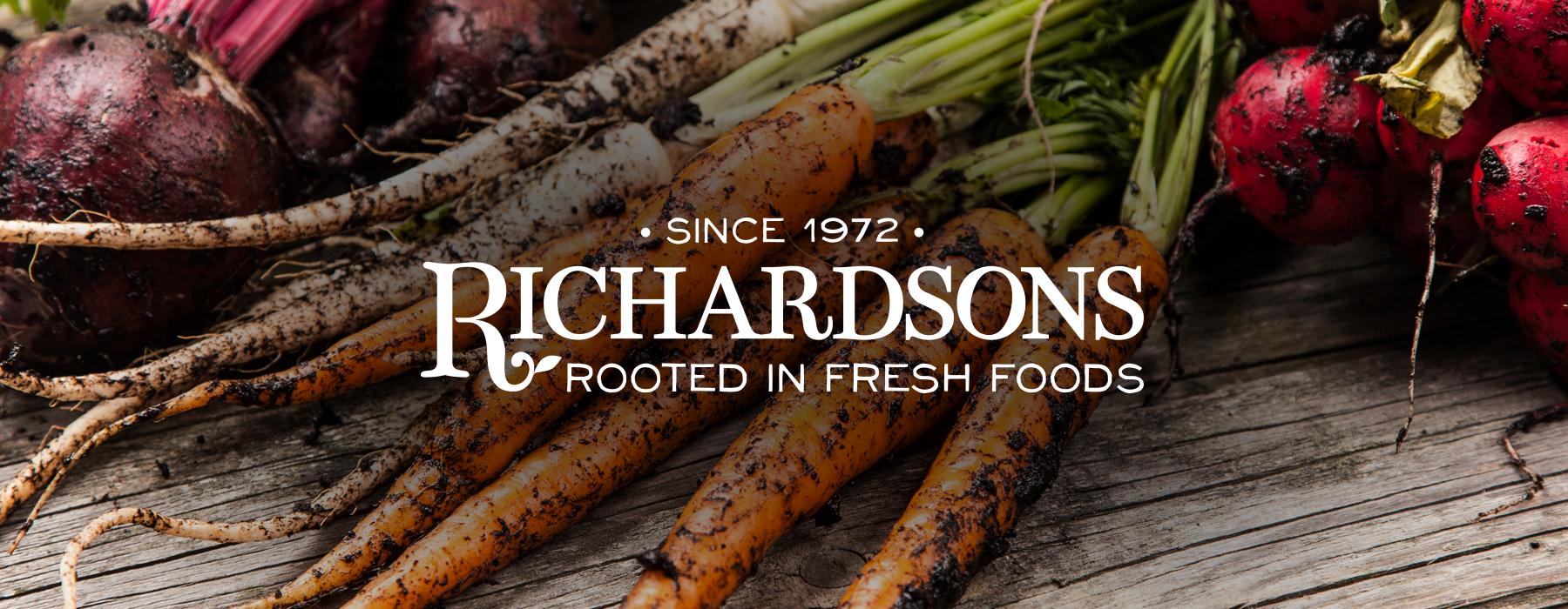 Richardsons Foods Brand Identity