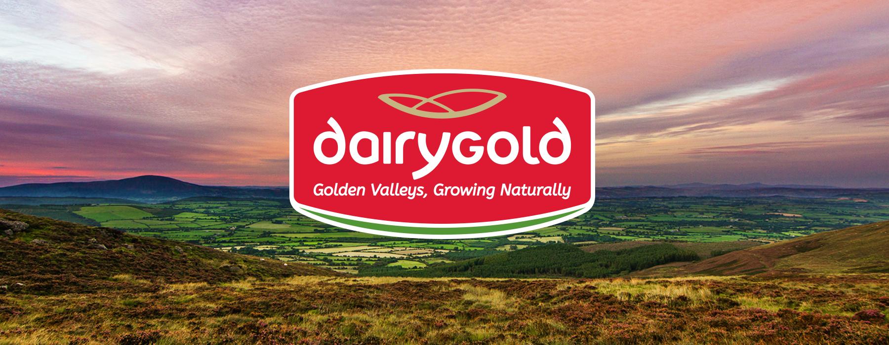 Dairygold Brand Identity