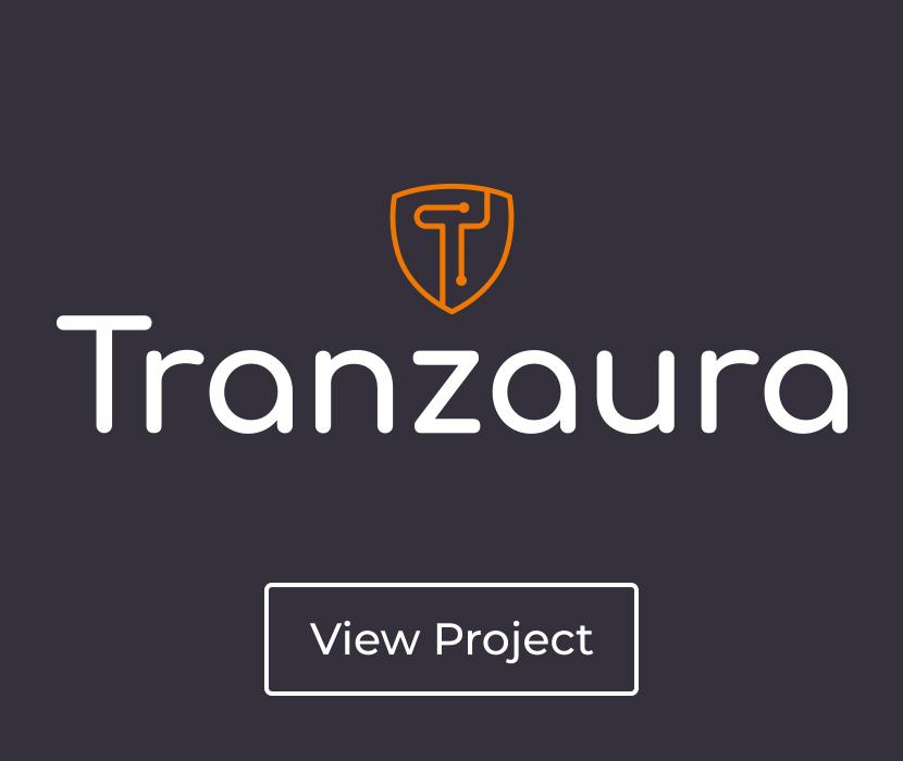 Tranzaura Brand Identity